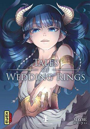 Tales of Wedding Rings T.04 | 9782505068655