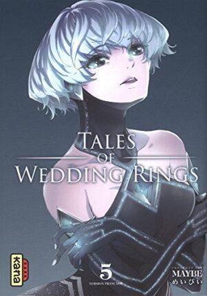 Tales of Wedding Rings T.05 | 9782505071563