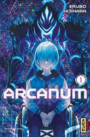Arcanum T.01 | 9782505072454