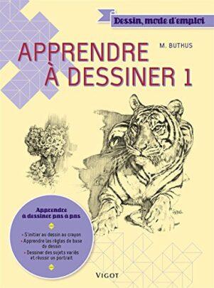 Apprendre a Dessiner T.01   9782711423767
