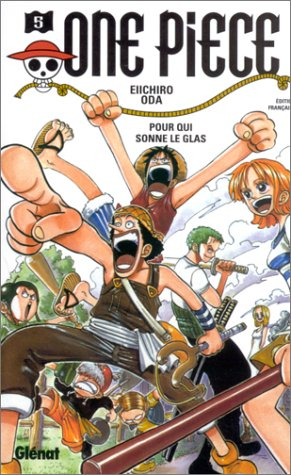 One Piece - Ed. blanche  T.05 | 9782723434829