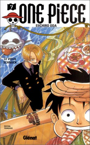 One Piece - Ed. blanche  T.07 | 9782723436229