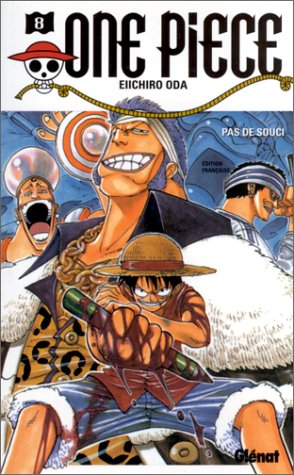 One Piece - Ed. blanche  T.08 | 9782723436236