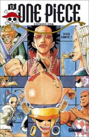 One Piece - Ed. blanche  T.13 | 9782723440103