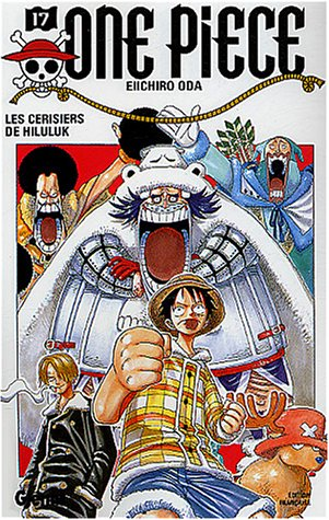 One Piece - Ed. blanche  T.17 | 9782723440868