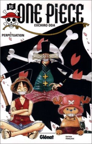 One Piece - Ed. blanche  T.16 | 9782723442404