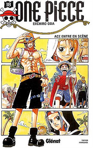 One Piece - Ed. blanche  T.18 | 9782723443845