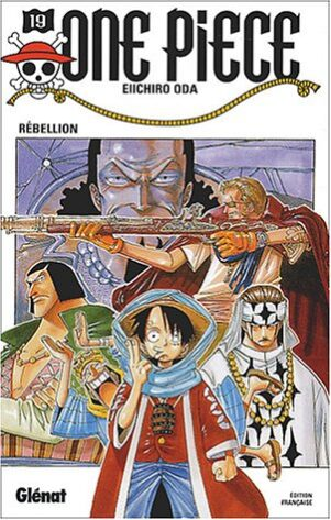 One Piece - Ed. blanche  T.19 | 9782723444040