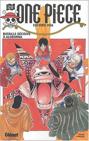 One Piece - Ed. blanche  T.20 | 9782723445832