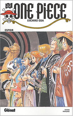 One Piece - Ed. blanche  T.22 | 9782723445856