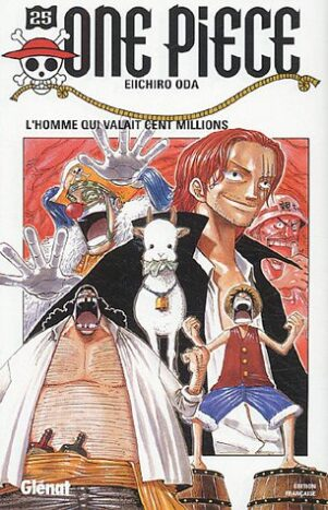 One Piece - Ed. blanche  T.25 | 9782723448291