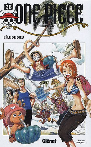 One Piece - Ed. blanche  T.26 | 9782723448307