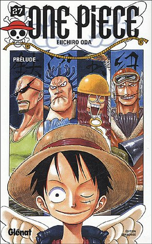 One Piece - Ed. blanche  T.27 | 9782723448314