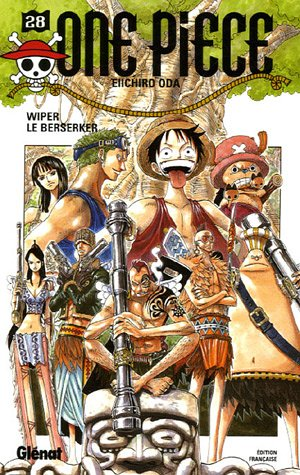 One Piece - Ed. blanche  T.28 | 9782723448321
