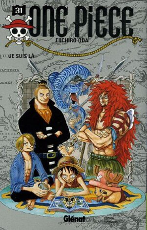 One Piece - Ed. blanche  T.31 | 9782723453684