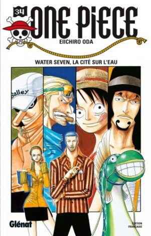 One Piece - Ed. blanche  T.34 | 9782723453714