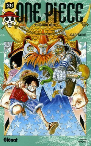 One Piece - Ed. blanche  T.35 | 9782723453721