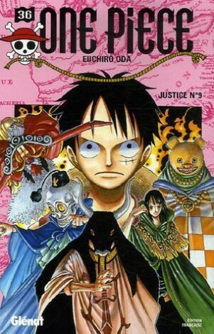 One Piece - Ed. blanche  T.36 | 9782723453738
