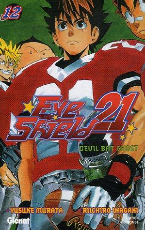 Eye Shield 21 T.12 | 9782723453837