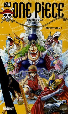 One Piece - Ed. blanche  T.38 | 9782723458009