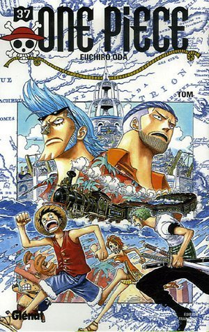 One Piece - Ed. blanche  T.37 | 9782723458054