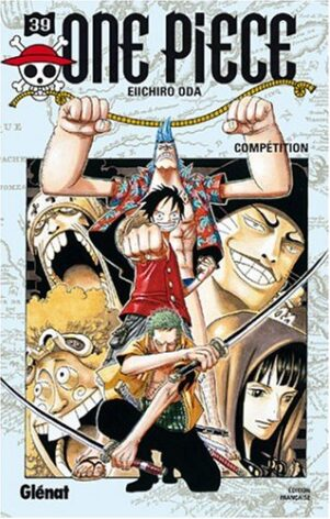 One Piece - Ed. blanche  T.39 | 9782723458160