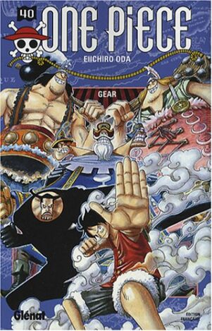 One Piece - Ed. blanche  T.40 | 9782723458214