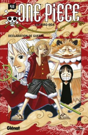 One Piece - Ed. blanche  T.41 | 9782723460590