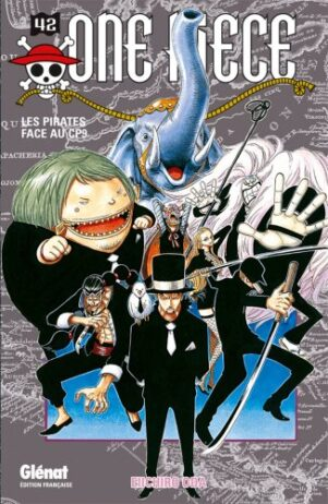 One Piece - Ed. blanche  T.42 | 9782723460606