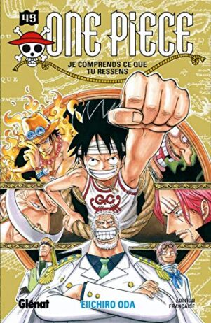 One Piece - Ed. blanche  T.45 | 9782723464567
