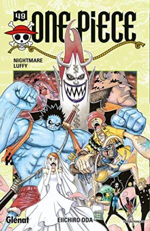One Piece - Ed. blanche  T.49 | 9782723468794