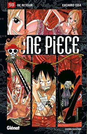 One Piece - Ed. blanche  T.50 | 9782723470346