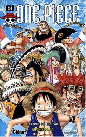 One Piece - Ed. blanche  T.51 | 9782723471916