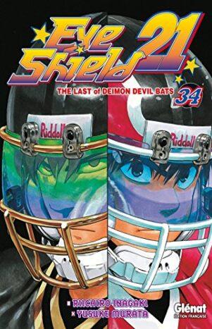 Eye Shield 21 T.34 | 9782723474856
