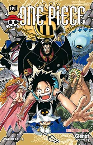 One Piece - Ed. blanche  T.54 | 9782723474986