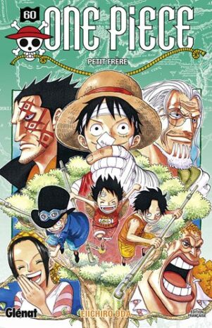 One Piece - Ed. blanche  T.60 | 9782723486675