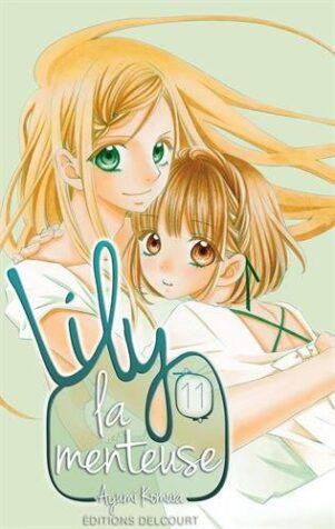 Lily La Menteuse T.11 | 9782756060897