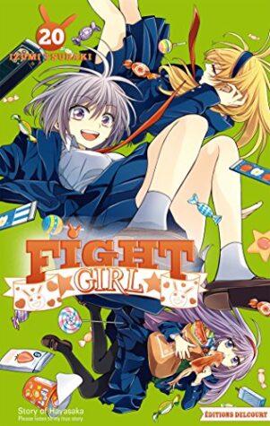 Fight girl  T.20 | 9782756068701