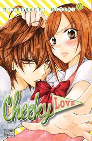 Cheeky Love T.02   9782756086668