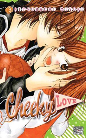Cheeky Love T.03   9782756086675