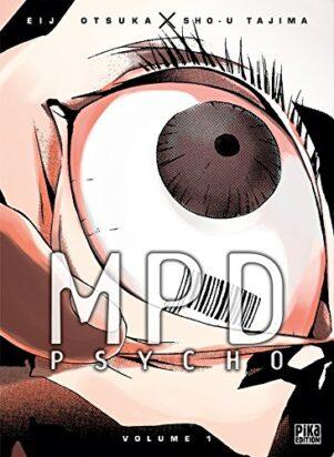 MPD psycho - couleur  T.01 | 9782811626426