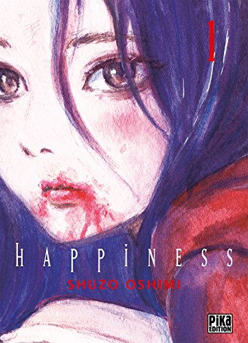 Happiness T.01 | 9782811633141