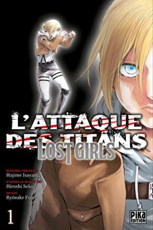 Attaque des Titans - Lost Girls (L') T.01 | 9782811634377