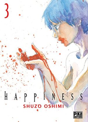 Happiness T.03 | 9782811640576