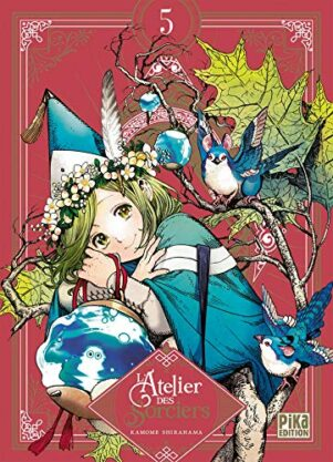 Atelier des sorciers (L') T.05 - Ed Speciale   9782811652296