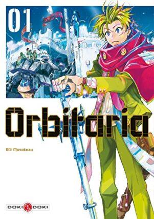 Orbitaria T.01 | 9782818933657