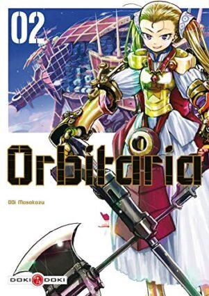 Orbitaria T.02   9782818933718