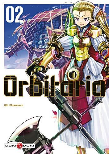 Orbitaria T.02 | 9782818933718