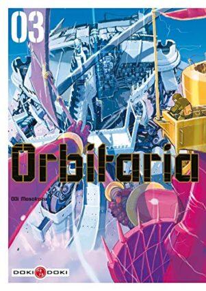 Orbitaria T.03   9782818934173