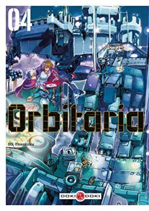 Orbitaria T.04   9782818934623